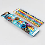 Coloured pencils - pack of 6