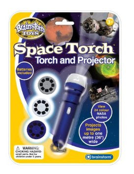 Space Projection Torch