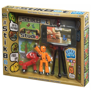 StikBot Studio Pet
