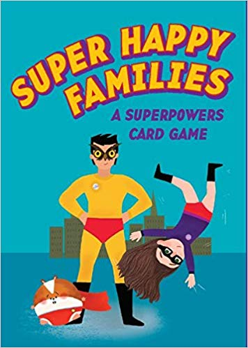 Superhero Card Games