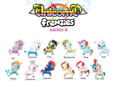 Unicornos Frenzies