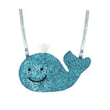 Glitter Sea and Whale Accessories