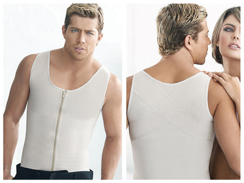 2034 Latex Men Girdle Body Shaper