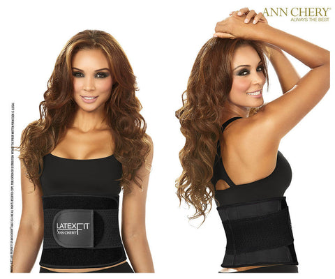 2051 Latex Fit Waist Shaper Belt