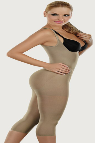Co'Coon Thermal Full Body Braless Shapewear 1386