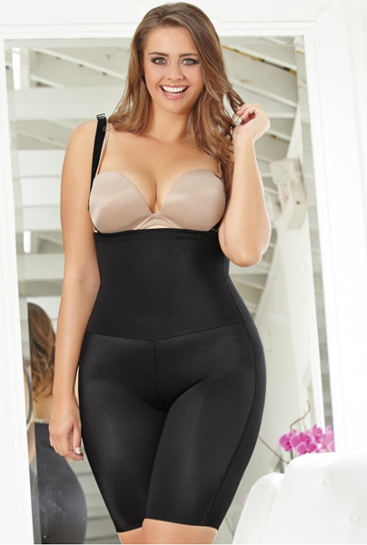 Co'Coon Perfect Fit Strapless Full Body Ref 6014 - Shop Dangerously Curvy