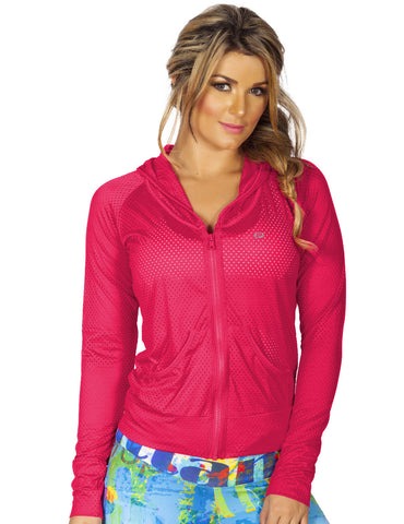 3031 Sports cover up Jacket