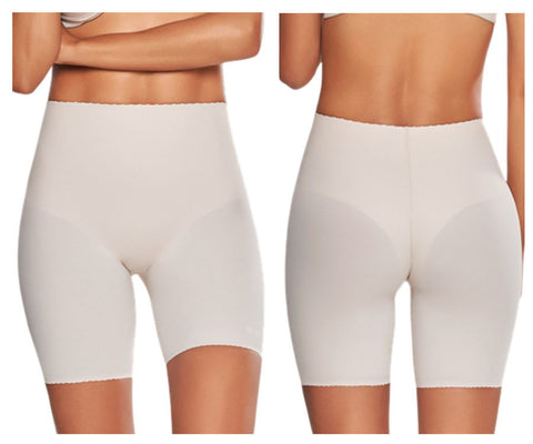 1270 Mid-Thigh Invisible Control Support Short