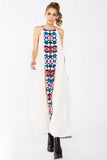 Tribal Column Maxi