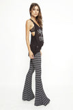 Chevron Bell Bottoms