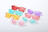 Kandi Cat Eye Sunglasses