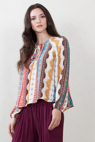 Rustic Gypsy Top