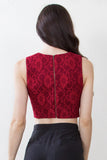 Ruby Rose Crop Top
