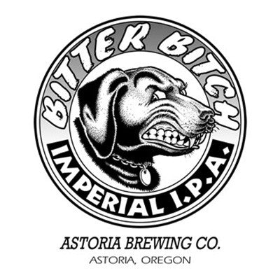 Astoria Bitter Bitch IIPA 1/6 BBL