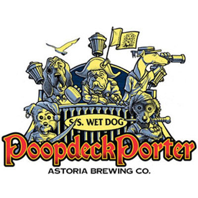 Astoria Poop Deck Porter 15.5 gallon bbl
