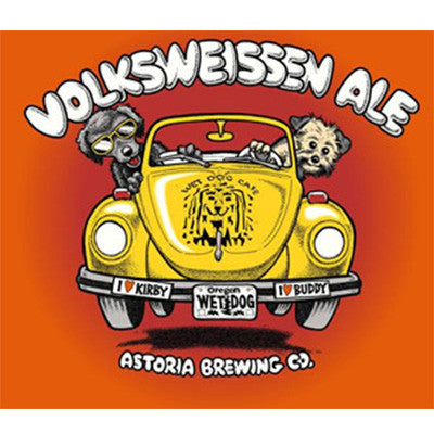 Astoria Volksweizen 13.2 gallon bbl