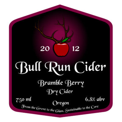 Bull Run Brambleberry 1/2 bbl