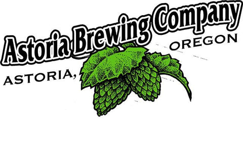 Astoria Strawberry Blonde 13.2 gallon bbl