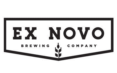 Ex Novo Peach Lambic 'Duo' 12/22 oz bottles