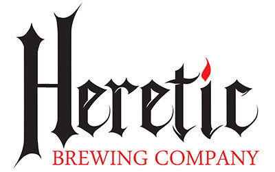 Heretic Chocolate Hazelnut Porter 20L barrel