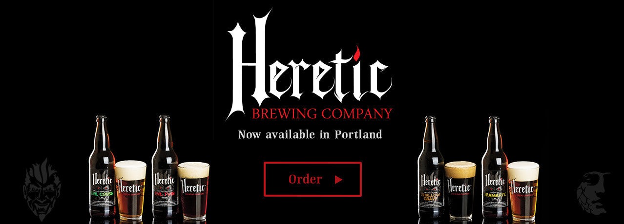 Heretic Brewing - RMPDX