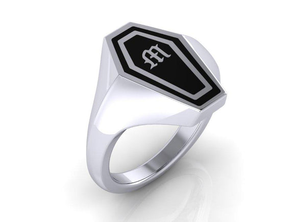 Initial Coffin Ring-UDINC0599