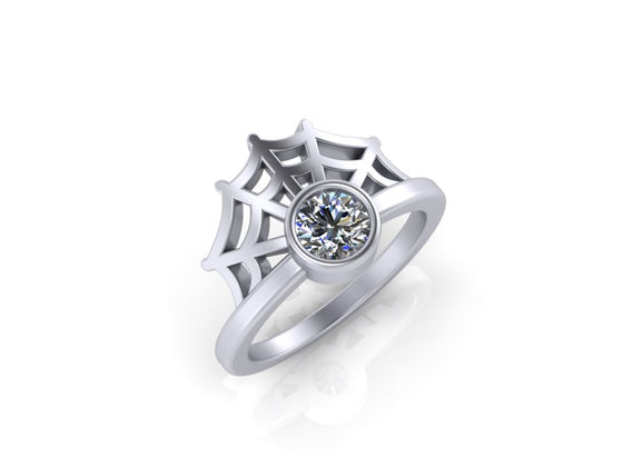 Web Bezel Ring-UDINC0692