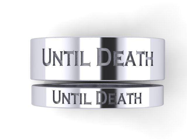 Until Death Band-UDINC0673A