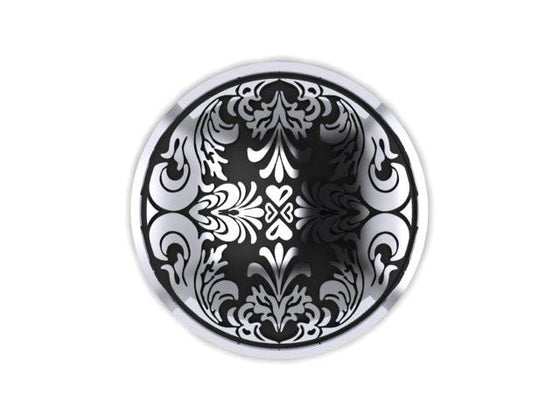 Damask Motorcycle Gas Cap