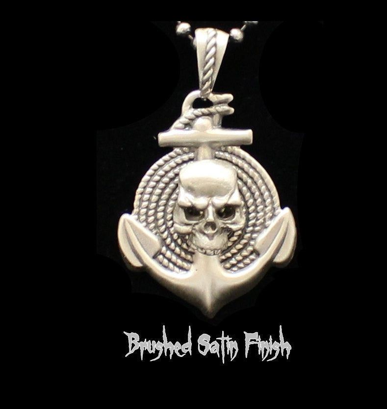 """Anchor, Skull  & Rope"" -UDINC0108"