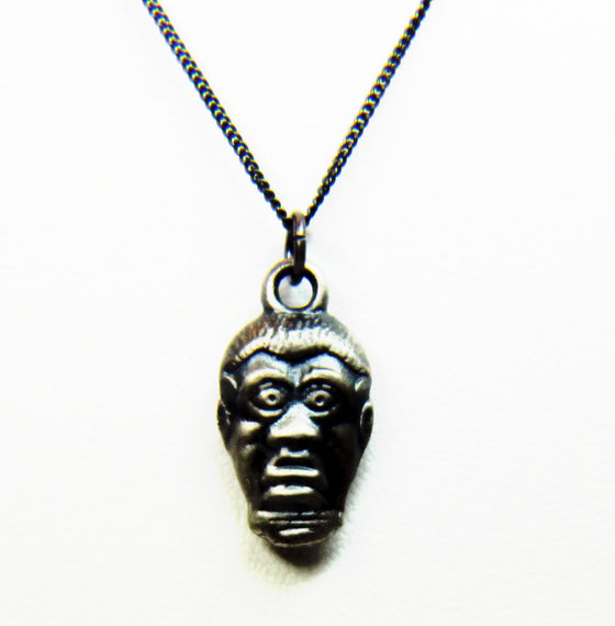 """Cracker Jack Head Hunter "" in STERLING SILVER-UDINC0157"