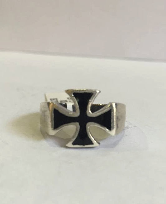 Iron Cross Enamel-UDINC0039B