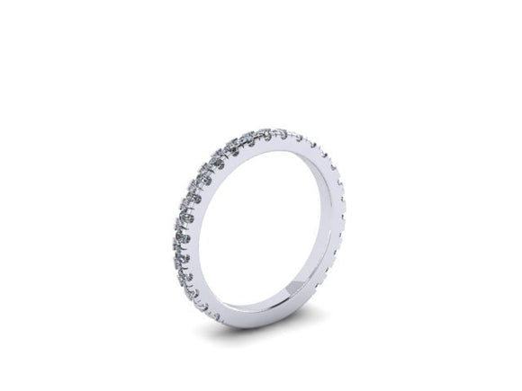 Contour Wedding Band-UDINC0531WB