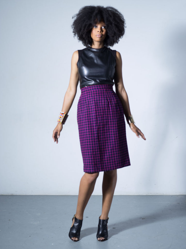 Thandiwe Pencil Skirt