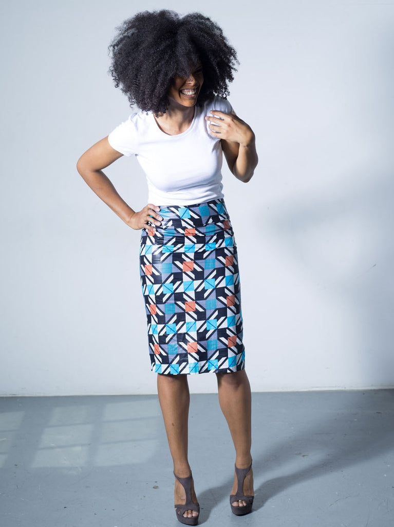 Thandi Pencil Skirt