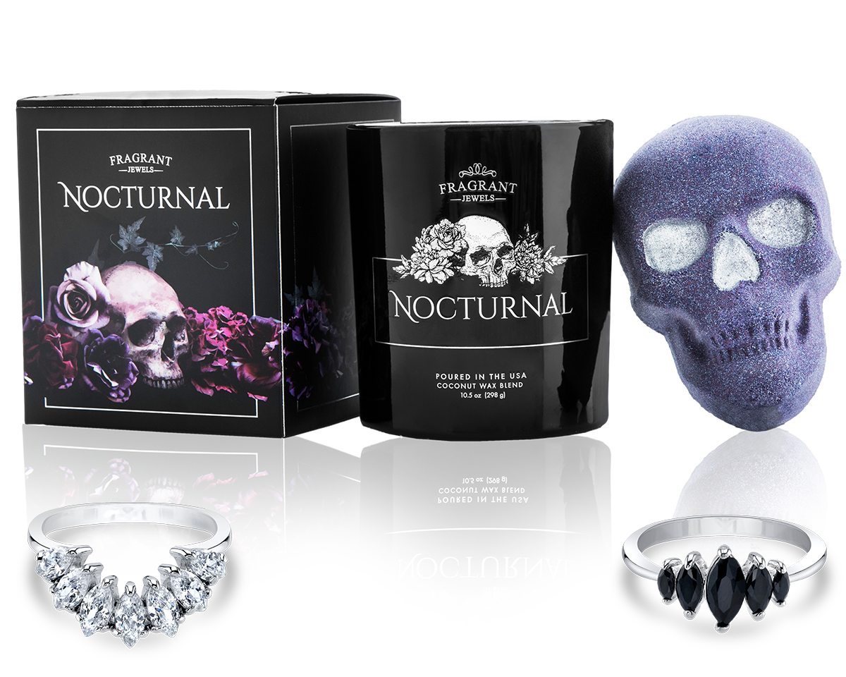 2018 halloween collection – fragrant jewels