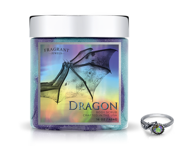 Dragon - Body Scrub