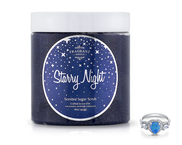 Starry Night - Body Scrub