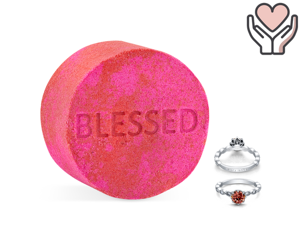 Blessed - Life Intentions: Against All Odds - Bath Bomb