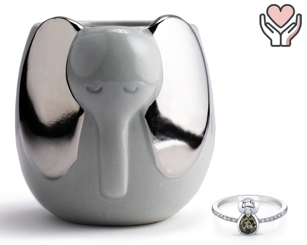 Elephant of Surprise - Jewel Candle