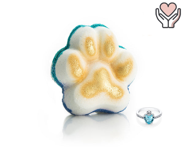Pawsome - For the Love of Pets Collection - Bath Bomb