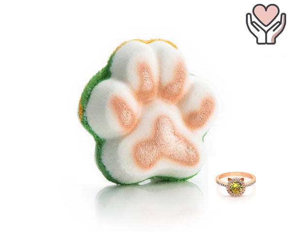 Purrfect - For The Love of Pets Collection - Bath Bomb