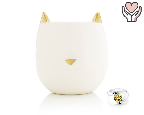 Purrfect - For the Love of Pets Collection - Jewel Candle
