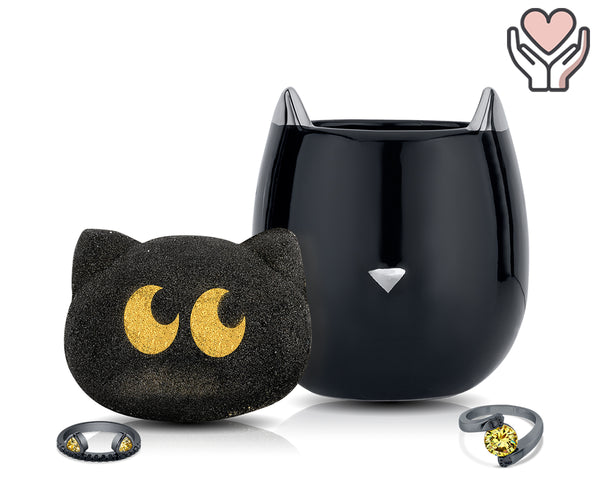 Wicked Kitty - Candle and Bath Bomb Gift Set