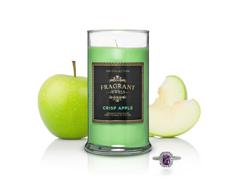 Crisp Apple - Jewel Candle