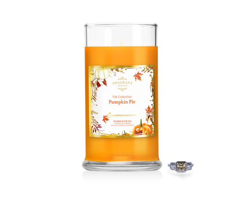 Pumpkin Pie - Jewel Candle