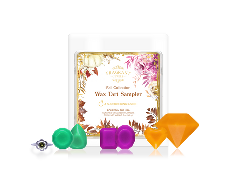 Fall Collection - Wax Tart Sampler