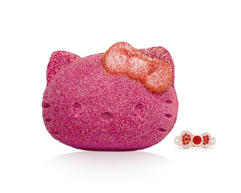Hello Kitty - Red Bath Bomb