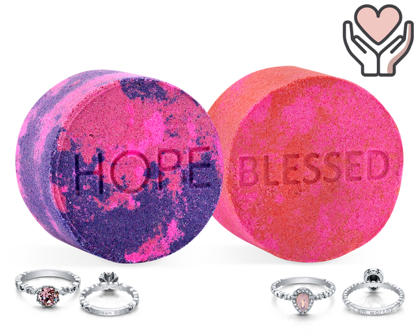Life Intentions: Against All Odds - Bath Bomb Duo