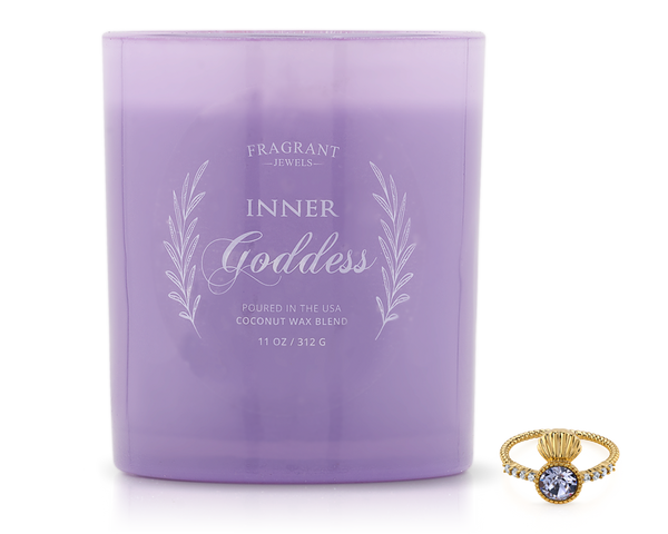 Inner Goddess - Jewel Candle